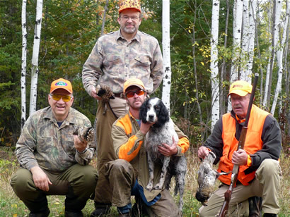 Friends and Fun in the Northwoods