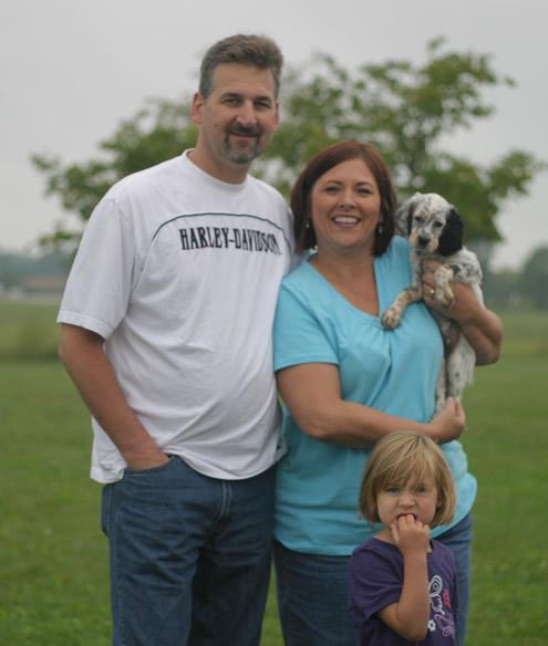The Barveld Family