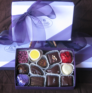 Lillie Belle Chocolates