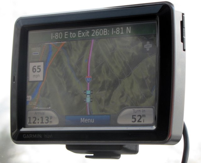 Topo Maps on the GPS