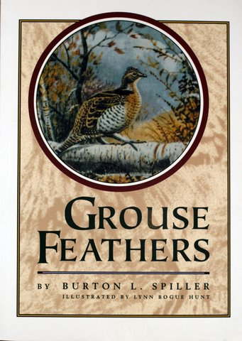 Grouse Feathers by Burton L. Spiller