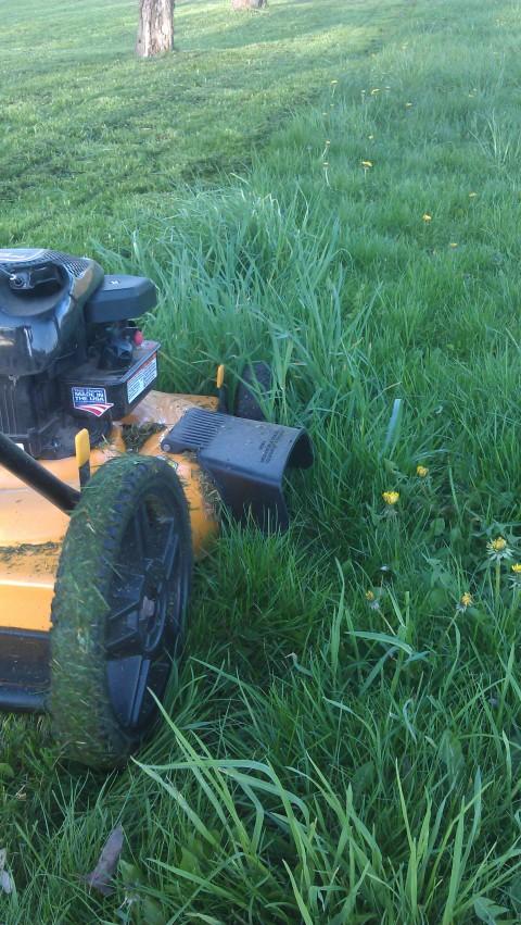 My super-duper farm tractor
