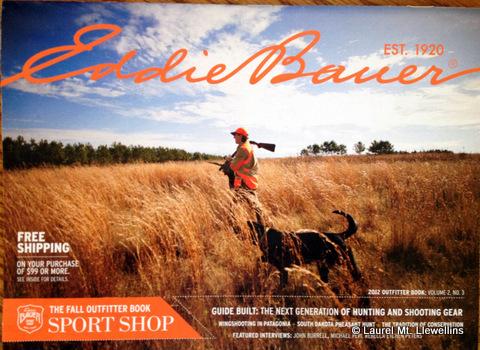 Eddie Bauer Catalog Cover
