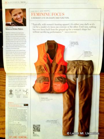 Eddie Bauer Ladies Upland Vest and Pants