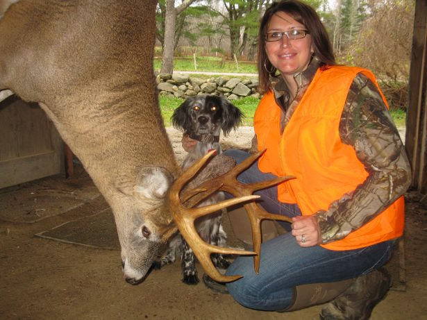 Melanie Bragg's Buck