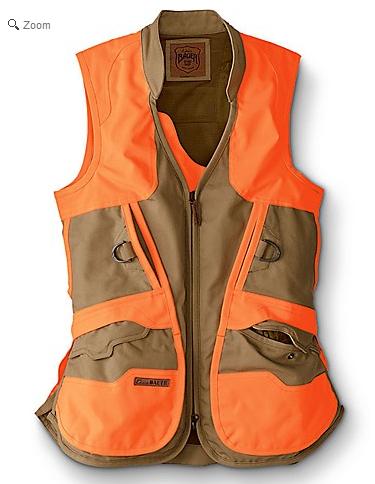 Women's Upland Mabton Flats Vest