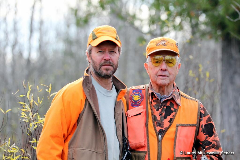 Scott and Butch