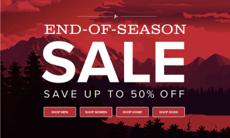 Orvis End of Season Sale Alert