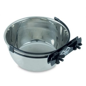 Snappy Feed and Water Bowls for Puppies, Dogs,